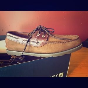 Men's Boys Sperry Boat Shoes